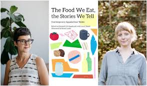 """Reading & Conversation: """"The Food We Eat, The Stories We Tell"""" w/ Lora Smith  and Courtney Balestier — White Whale Bookstore"""