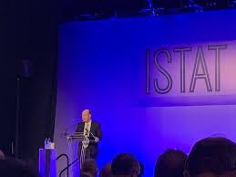Dr. Adam Pilarski receives ISTAT Award at ISTAT Americas 2020 -
