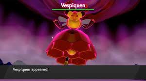 Pokemon Sword and Shield - Wild Dynamax Vespiquen (Honeycalm Island) –  SAMURAI GAMERS