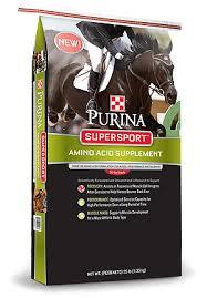 amino acid performance horse supplement