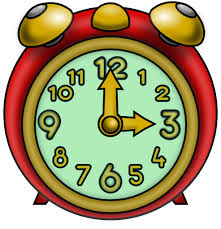 Three O'clock Clipart transparent PNG - StickPNG