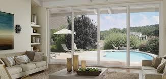 sliding glass patio doors wood