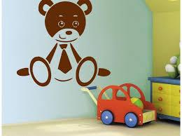 Baby Bear Wall Stickers Brown Teddy Decal Polar Art Black Archie Grizzly Tatty Koala Vamosrayos