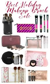 best holiday makeup brush sets