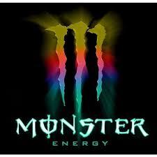 wallpaper logo monster clipart best