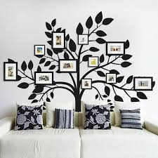 Family Like Branches Of A Tree Wall Sticker Decals Independence