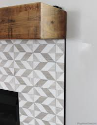 modern farmhouse flooring and wall