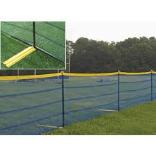 Grand Slam Above Ground Temporary Fence Package 100 A15 931 Anthem Sports