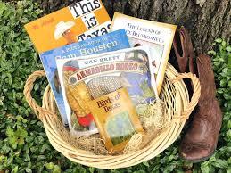 a texas themed gift children s books