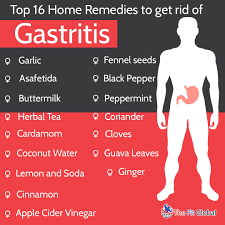 gastritis treatment causes and symptoms