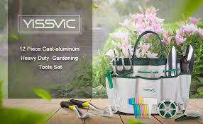 com yissvic garden tools set