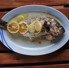 Easy Mediterranean Fish Recipe