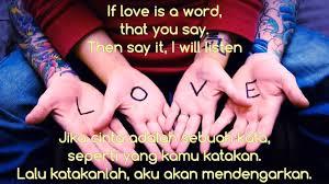 kata kata mutiara bahasa inggris artinya co