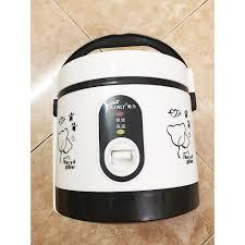 Nồi cơm điện mini KENLY có quai xách - Dành cho 1 người ăn - BH 3 ...