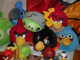 Huge Lot 100+ Angry Birds Figures,Launchers,Plush,Go!,Telepods ...