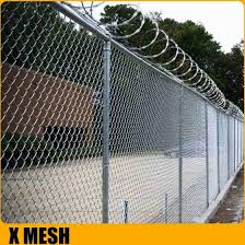 Galvanized Cyclone Wire Fencing Id 8554404 Product Details View Galvanized Cyclone Wire Fencing From Hebei Qijie Wire Mesh Mfg Co Ltd Ec21