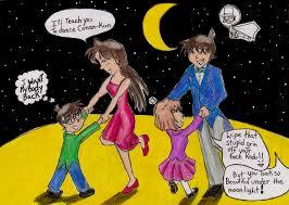 Dancing in the Moonlight Conan by BoxcarChildren on DeviantArt