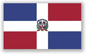 Amazon Com 2 Pack Dominican Republic Flag Decal Stickers Official Flag Of The Dominican Republic Flag Stickers 5 Inches By 3 Inches Premium Quality Vinyl Pd418 Automotive