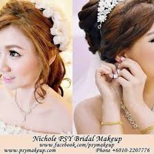 list of bridal makeup artists in msia