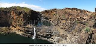 Mitchell Falls Kimberley West Australia Stock Photo (Edit Now) 322357478