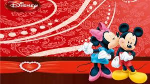 mickey minnie mouse kiss wallpaper