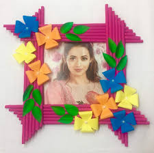 handmade picture frame making at home