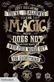 harry potter wands quote poster in nz trade me