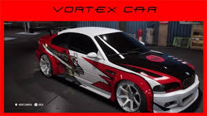 Nfs Payback Vortex Car From Nfsu1 Wrap Showcase Youtube
