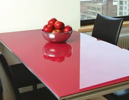 bespoke glass table tops toughened