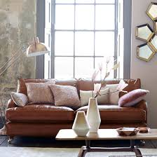 style guide to leather sofas ideal home