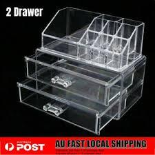 clear acrylic box organizer storage