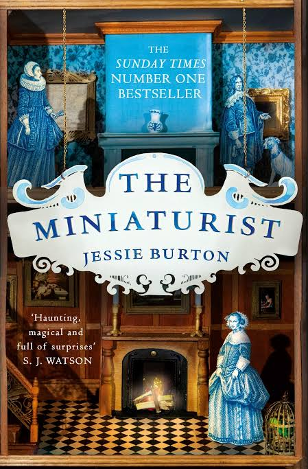 Image result for The Miniaturist by Jessie Burton""