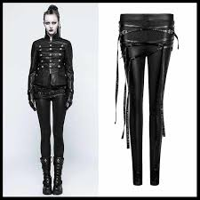 leather pants fashion gothic y