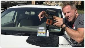 windshield scratch repair top rated