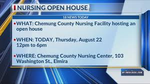 chemung county nursing center holds