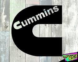 Cummins Custom Vinyl Decal Car Truck Window Sticker Etsy In 2020 Car Decals Vinyl Custom Vinyl Decal Truck Window Stickers