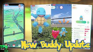 Pokemon Go Update 0.163.0 Buddy V2 in India - TFG Gaming