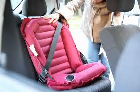 car seats inflatable car seat