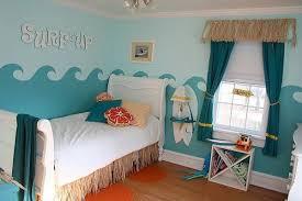 Surf Theme Kids Room I Like The Paddle Board Nightstand Clever Surfer Room Surfer Girl Room Surf Room