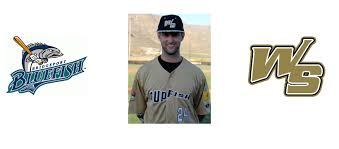 Wesley Wallace traded from the White Sands Pupfish to the Bridgeport  Bluefish