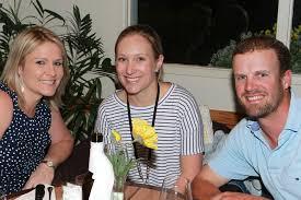 Callie Latham, Ali Drysdale and Duncan McIntyre. | Buy Photos Online |  Chronicle