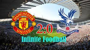 Манчестер Юнайтед - Кристал Пэлас 2:0 ОБЗОР МАТЧА АПЛ 38 ТУР - YouTube
