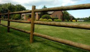 What You Should Know About 3 Rail Wood Round Rail Fencing Fence Supply Online