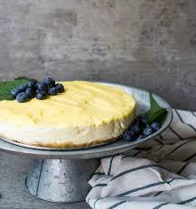 no bake lemon cheesecake red cote