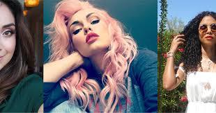 three latina beauty vloggers share