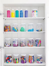 25 Creative Toy Organizer Ideas To Help Your Kids Keep The Playroom Clean In 2020 Kids Craft Room Craft Room Room Organization