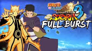 NA-Download Game PC Free: Naruto Shippuden: Ultimate Ninja Storm 3 Full  Burst
