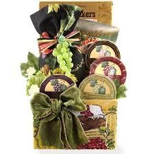 napa valley cau gift jet gift baskets