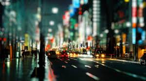 traffic lights city wallpaper