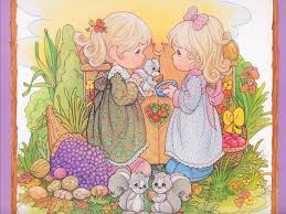 precious moments cynthia selahblue